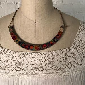 Accessories - Hand made necklace from Oaxaca